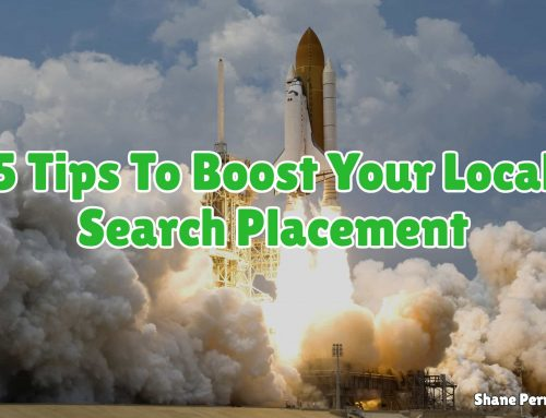5 Tips To Boost Your Local Search Placement