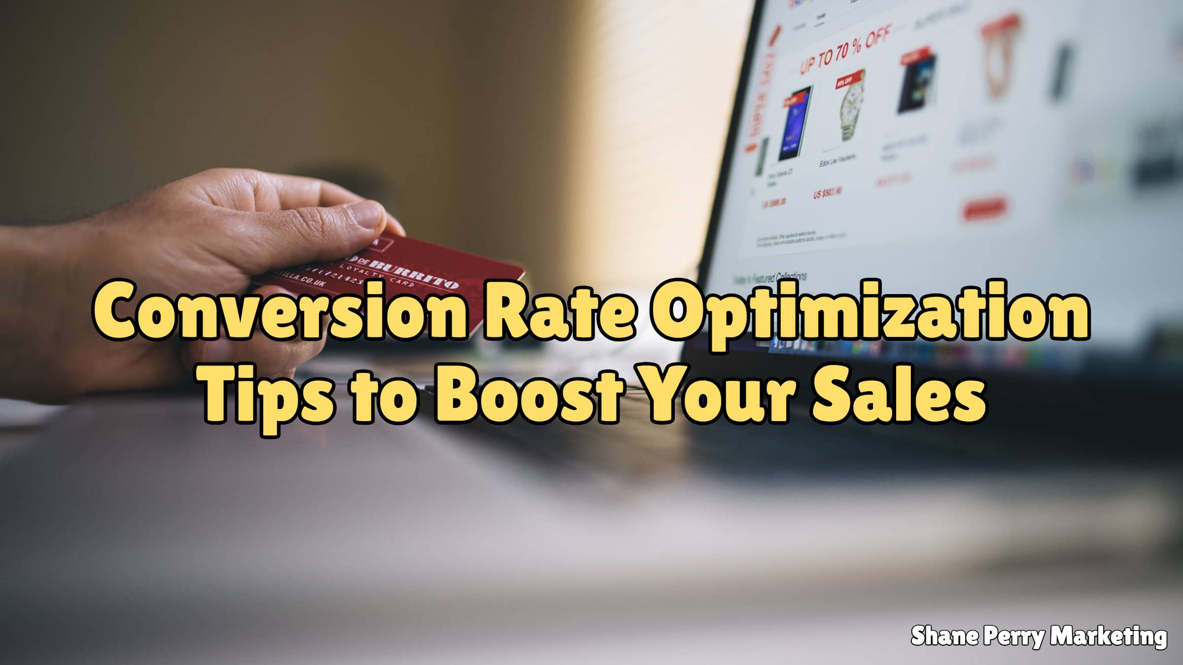 Conversion Rate Optimization Tips to Boost Your Sales