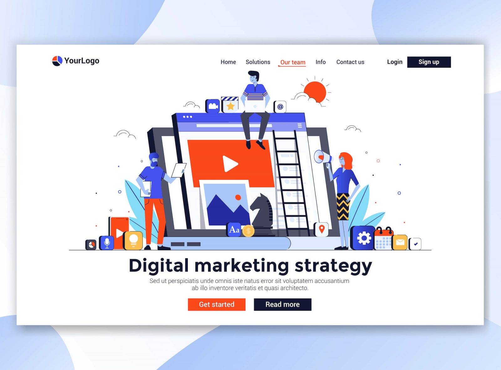 Digital-marketing-strategy-Landing-page-example