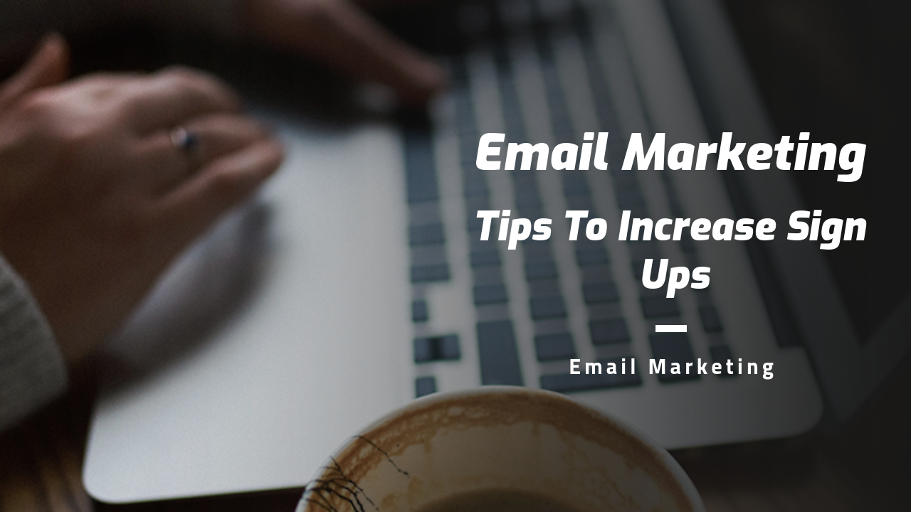 Email Marketing Tips, Email Marketing Graphic, Shane Perry Marketing Blog