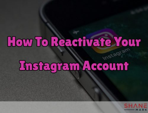 How to Reactivate Instagram Account In 3 Simple Steps