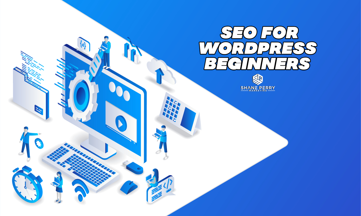 SEO For WordPress Beginners Image